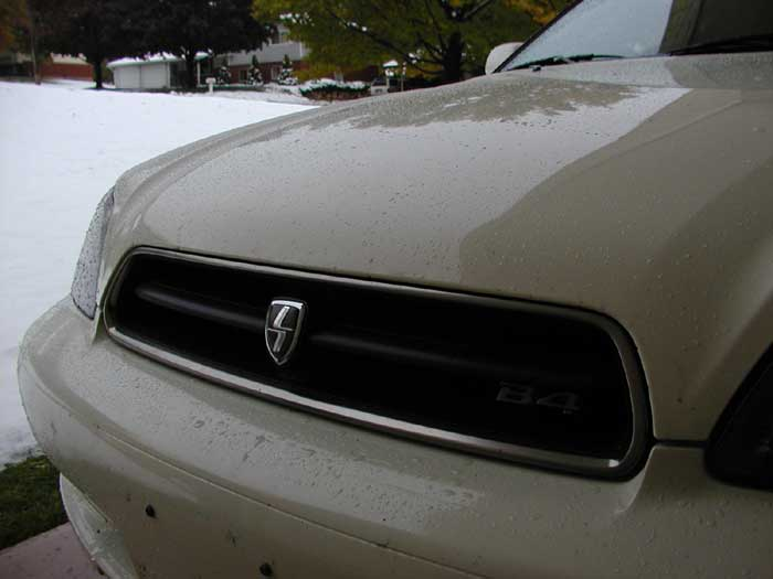 B4 Grille